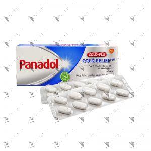 Panadol Cold Relief (12 caplets)