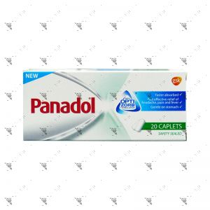 Panadol w/ Optizorb (20 caplets)