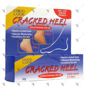 Good Look Cracked heel Conditioning Cream 50g