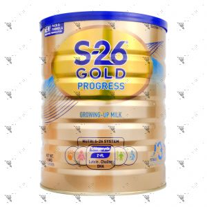 S-26 Stage 3 Progress Gold Milk Powder 1.6kg (1-3Yrs)