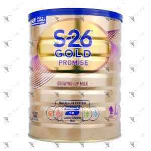 S-26 Stage 4 Promise Gold Milk Powder 1.6kg (3Yrs+)