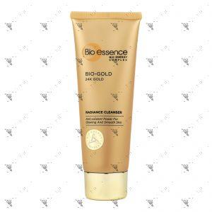 Bio Essence 24k Bio Gold Radiance Cleanser 100g