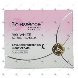 Bio Essence Bio White Advance Whitening Night Cream 50g