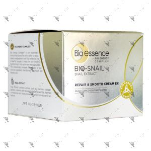 Bio Essence Bio-Snail Repair & Smooth Cream Ex 50g