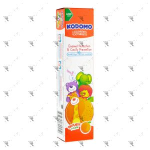 Kodomo Kids Toothpaste 80g Orange