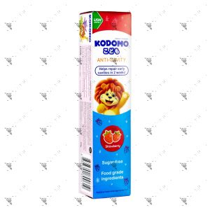 Kodomo Kids Toothpaste 80g Strawberry