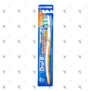 Oral-B Toothbrush Classic Ultraclean 1s Soft