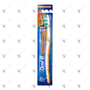 Oral-B Toothbrush Classic Ultraclean 1s Medium