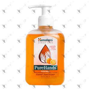Himalaya Hand Sanitizer 250ml Orange