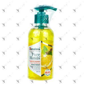 Himalaya Handwash Pump 250ml Tulsi & Lemon