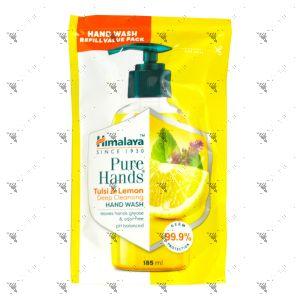 Himalaya Handwash Refill 185ml Tulsi & Lemon