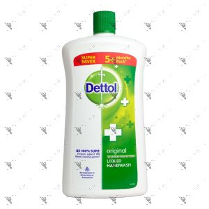 Dettol Hand Soap 900ml Original
