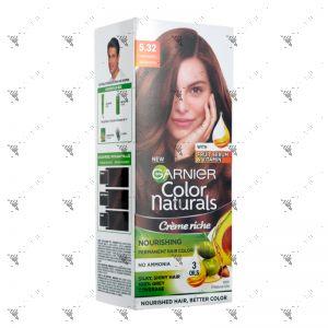 Garnier Color Naturals Cream 5.32 Coklat Caramel