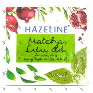 Hazeline Matcha & Pomegranate White Skin Cream 45g