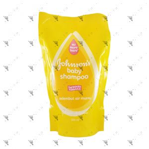 Johnson's Baby Shampoo Refill 500ml Gold