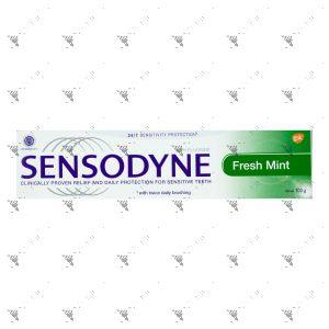 Sensodyne Toothpaste 100g Fresh Mint Green