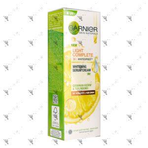 Garnier Light Complete Whitening Cream 40ml