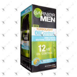 Garnier Men Turbo Light Oil Control 40ml Moisturiser
