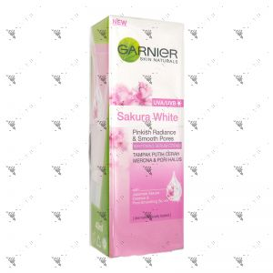 Garnier Sakura White Pinkish Radiance Whitening Cream (Day) 40ml