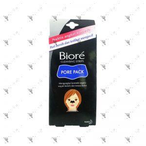 Biore Pore Pack Black 4s Women