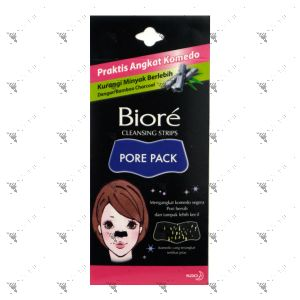 Biore Female Pore Pack Black 4s
