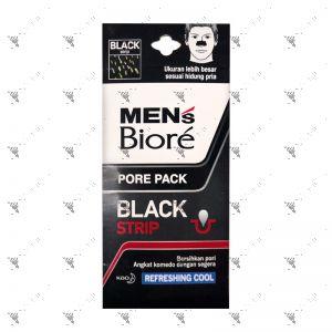 Biore Men Pore Pack Black 4s