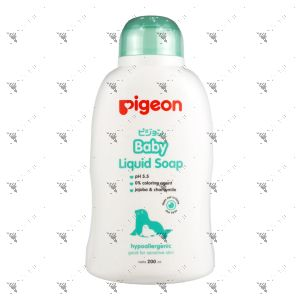 Pigeon Baby Liquid Soap 200ml Jojoba & Chamomile