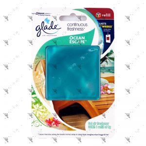 Glade Continuous Freshness 8g Ocean Escape