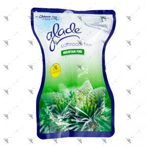 Glade Bathroom Fresh 75g Mountain Pine