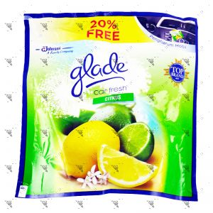 Glade Car Fresh 70g Citrus Refill