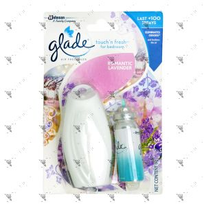 Glade Touch & Fresh Set 9g Romantic Lavender