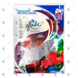 Glade Hang it Fresh 8g Lemon / Wild Berries Assorted