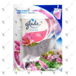 Glade Hang It Fresh 8g Floral Fresh