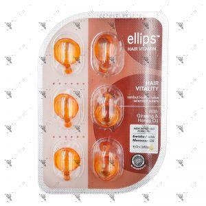 Ellips Hair Vitamin 6s Hair Vitality