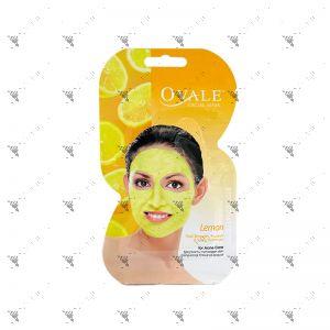 Ovale Facial Mask Lemon 15g