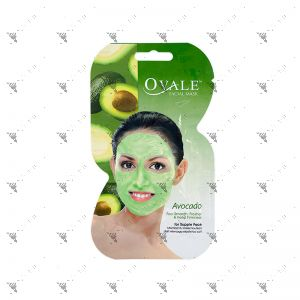 Ovale Facial Mask Avocado 15g