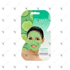 Ovale Facial Mask Cucumber 15g