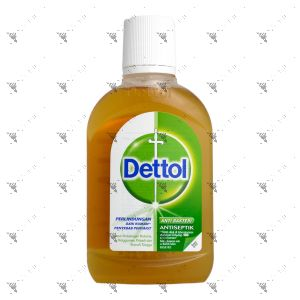 Dettol Antiseptic Liquid 245ml