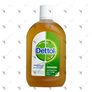 Dettol Antiseptic Liquid 495ml