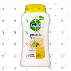 Dettol Bodywash 100ml Fresh