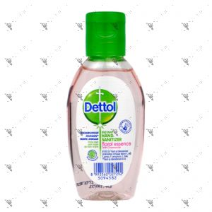 Dettol Instant Hand Sanitizer 50ml Floral Essence with Chamomile
