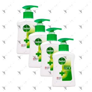 Dettol Handwash 110gx4 Original