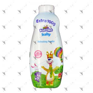 Kodomo Baby Refreshing Powder 300g+100g