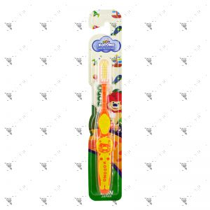 Kodomo Kids Toothbrush Dodo (Assorted Colors)