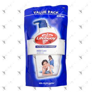 Lifebuoy Bodywash Refill 850ml Mild Care