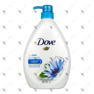 Dove Bodywash 1L  Go Fresh Cool