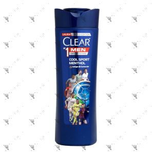 Clear Men Shampoo 80ml Cool Sport Menthol