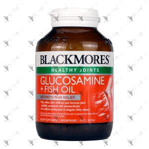 BlackMores Glucosamine + Fish Oil 90 Tablets