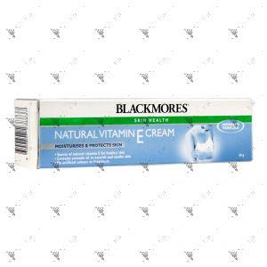 Blackmores Natural Vitamin E Cream 50g Fragrance Free