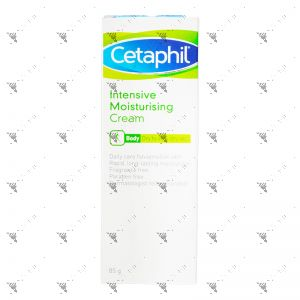 Cetaphil Intensive Moisturizing Cream 85g Dry to Very Dry Skin